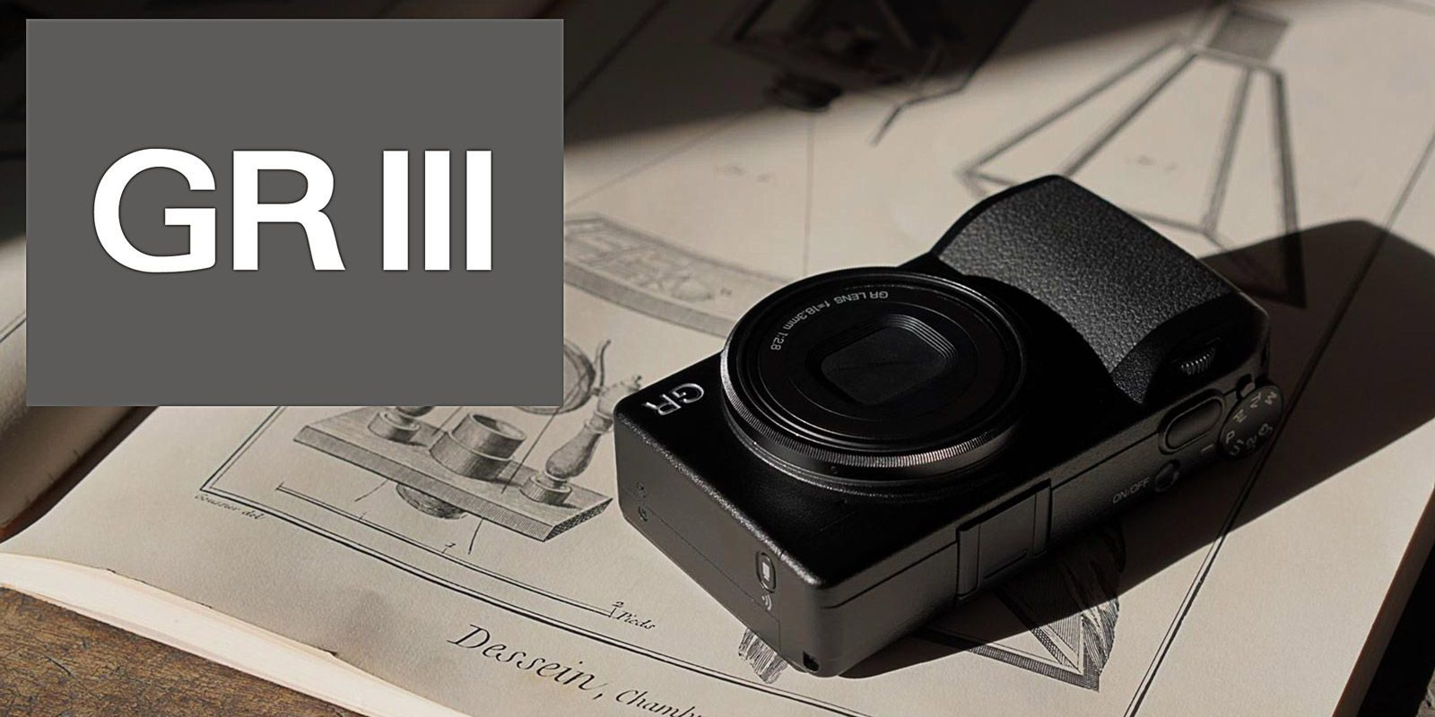 Ricoh GR III announced - a new generation legendary camera for